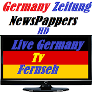 Germany Zeitung-NewsPaper-Live Tv Channels