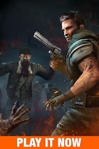 DEAD TARGET: Zombie Shooting MOD (Unlimited Gold/Cash) 2