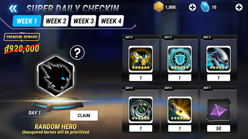Heroes Infinity Premium modavailable screenshots 13