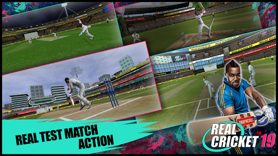 Real Cricket 19 Mod (UNLIMITED MONEY) 7