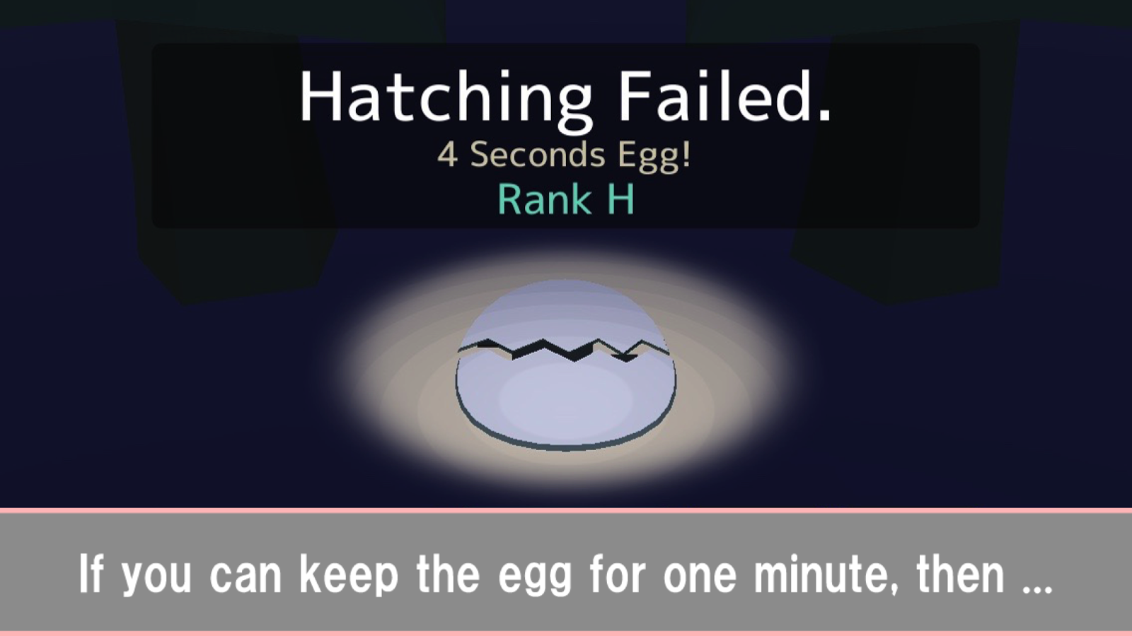 1 Minute Egg -Super Difficult!- screenshot