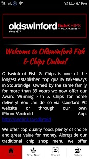 Oldswinford Fish and Chips- screenshot thumbnail
