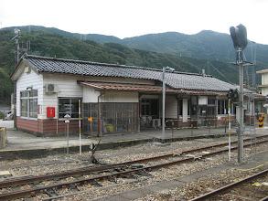 Photo: 猪谷驛舎