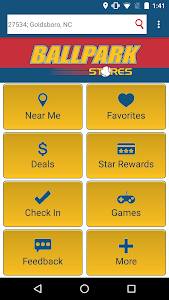Ballpark Stores screenshot 0