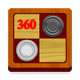 Checkers 360 for PC-Windows 7,8,10 and Mac