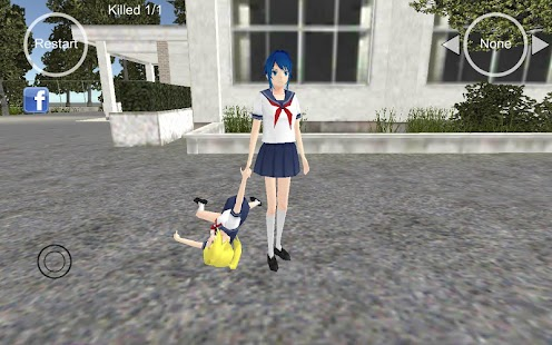 Game Yandere School apk for kindle fire