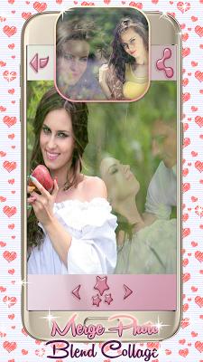 Merge Photo Blend Collage - screenshot