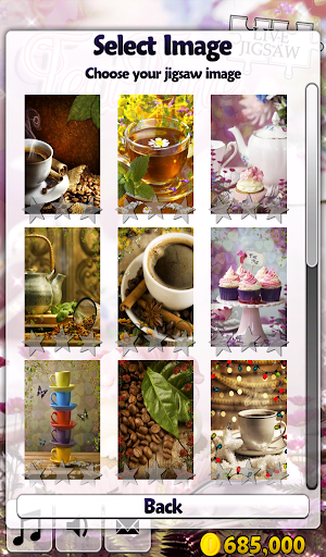 Live Jigsaws - Tea Time Free