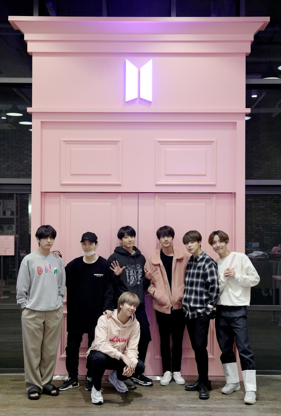 house of bts main