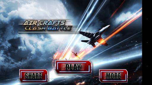 AirCrafts Clash Battle