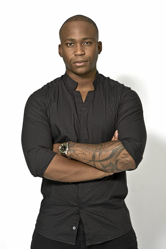 Popular actor and singer Anga Makubalo, aka NaakMusiq.