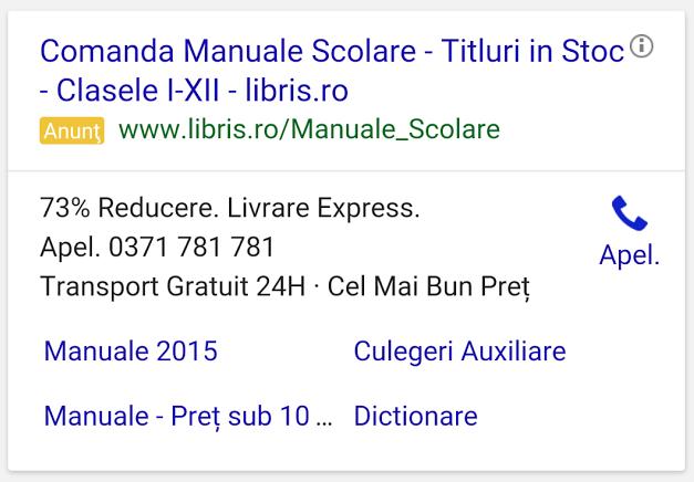 Libris Romania Screenshot.png