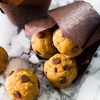 No-Bake Peanut Butter Protein Balls.