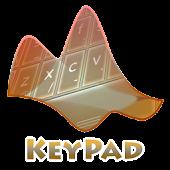 Summer heat Keypad Layout