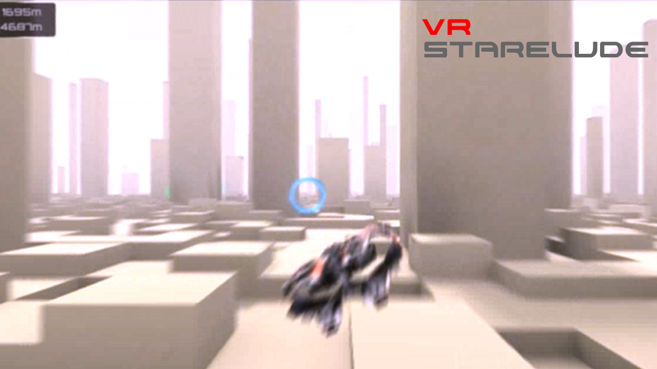 VR StarEludeTrial- screenshot