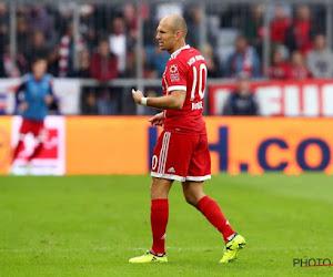 Robben se dirige-t-il plutôt vers la fin de carrière ?