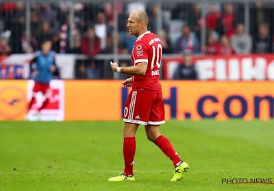 📷 Arjen Robben de retour à l'entraînement au Bayern....pour le plaisir