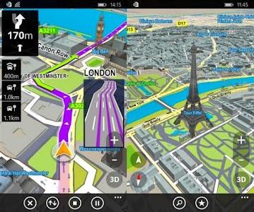 GPS Navigation Satellite screenshot 2