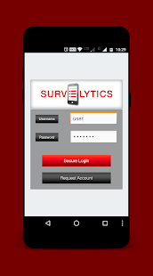 Survelytics - Mobile Surveys- screenshot thumbnail