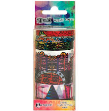 Dylusions Washi Tape Set - Set 5