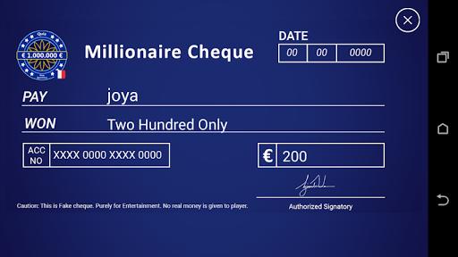 Millionaire Quiz 2020 - Qui veut des millions modavailable screenshots 5