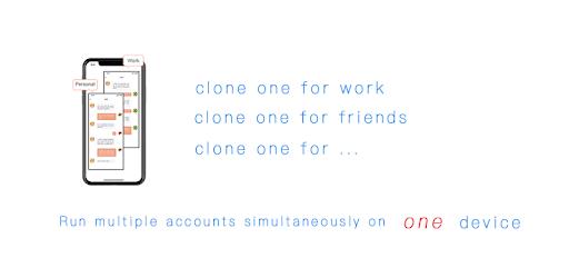 Clone app - Run multiple accounts - Apps on Google Play