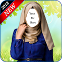 Hijab Fashion Suit Photo Editor icon