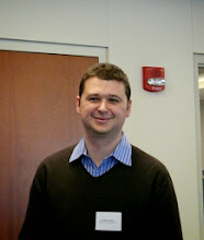 Photo: 2012 Newly Elected NEMLA Board Officers: Jonathan Manton(Secretary-Treasurer)