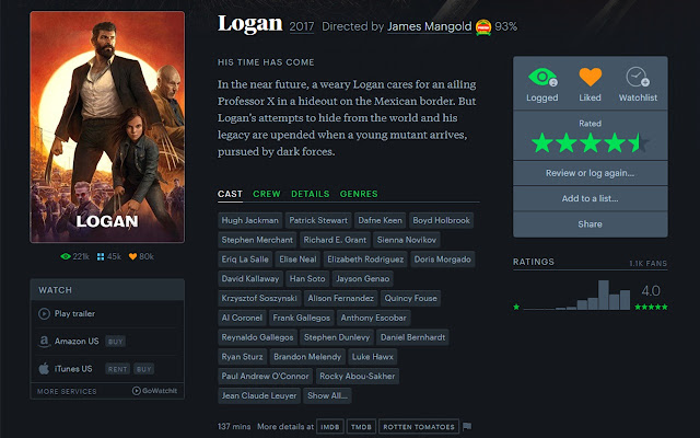 Letterboxd Rotten Tomatoes Addon