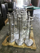Photo: Commercial Stanchions $45 to $55
