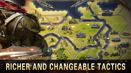 World War 2: WW2 Strategy Games 2.7.2 screenshots 6