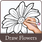 How To Draw Flower Design