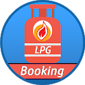 Gas Booking App icon