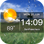 Weather Forecast - Weather Radar & Weather Live 1.3.4