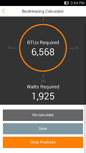 BTU Calculator - BestHeating