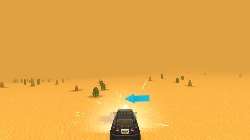 Скриншот 4x4 Offroad Desert внедорожник