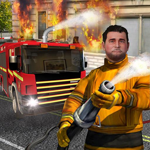 NY City FireFighter Adventure 3D - Rescue Mission