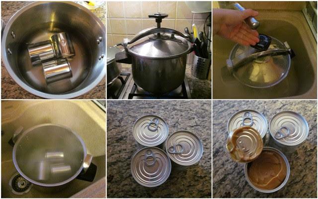 Как се прави млечен карамел или Дулсе де лече (Dulce de Lache)