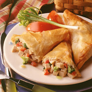 Phyllo Dough Main Dishes Recipes.
