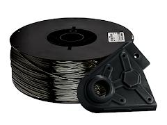Black PRO Series PLA Filament - 1.75mm (10lb)