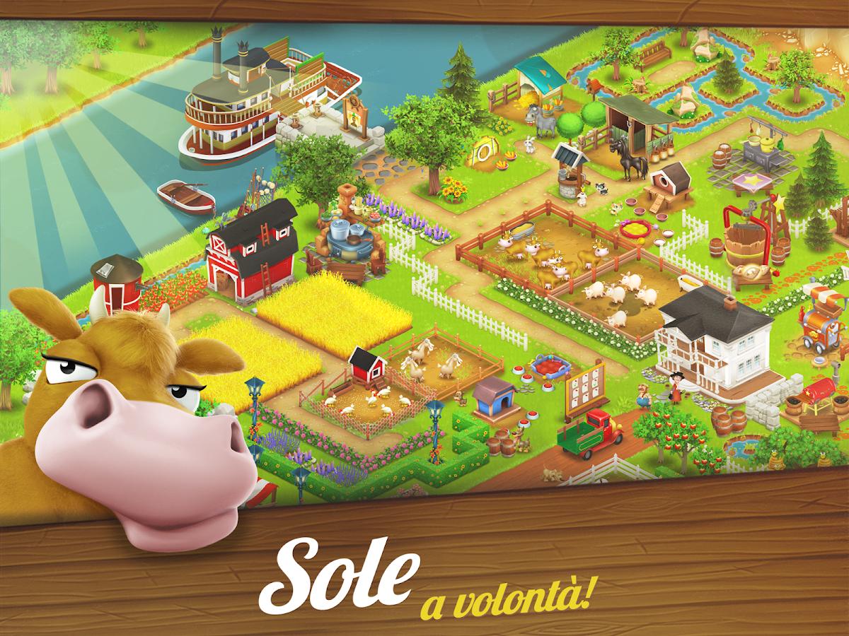 Hay day app android su google play for Migliori piani di fattoria