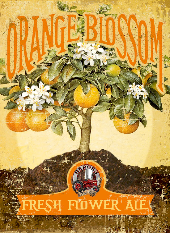 Logo of Orange Blossom Ale