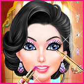 Princess Beauty Salon Dress Up
