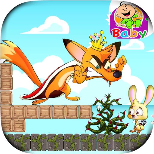 لعبة الأرنب والثعلب  ألعاب طيور الجنة (game)