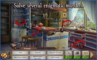 Screenshot of Letters From Nowhere®: Mystery