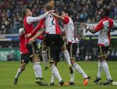 Overzicht van de resultaten in de Eredivisie