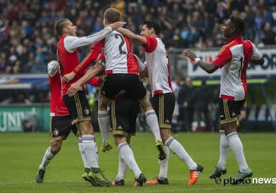 Feyenoord peuzelt beschamende Tukkers met huid en haar op