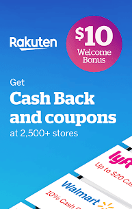 Rakuten Ebates – Cash Back Shopping & Coupons 1