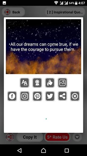 Inspirational Quotes screenshot 4