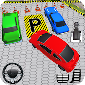 Hard Car Parking Drive Game